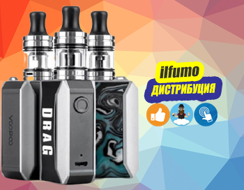 Обзор Wismec Preva DNA Evolv DNA GO